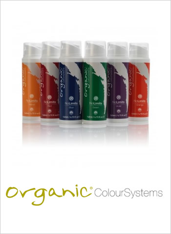 Organic Colour Systems available at roches