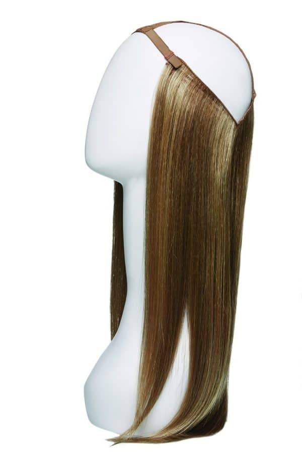 Halo hair for women with hair loss.