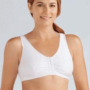 Frances Front Opening Mastectomy Bra by Amoena