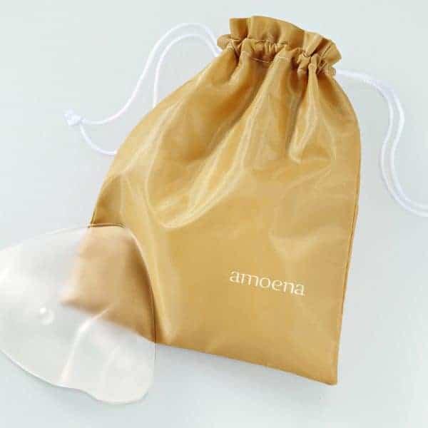 Mastectomy clear breast swim prosthesis.