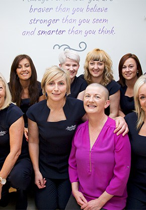OUR EXPERTISE IN CANCER CARE