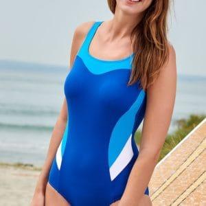 Kos Swimsuit by Nicola Jane Chlorine Resistant