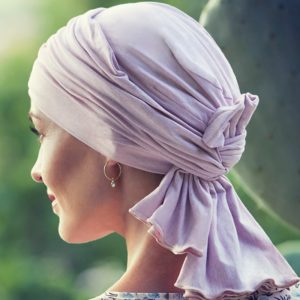 Tula Soft Turban with Neck Cover by Christine Headwear