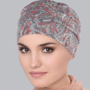 Tala Turban Patterned | Latifa Ellen Wille