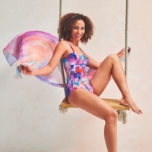 San Diego One-Piece Multiway Swimsuit (71380)