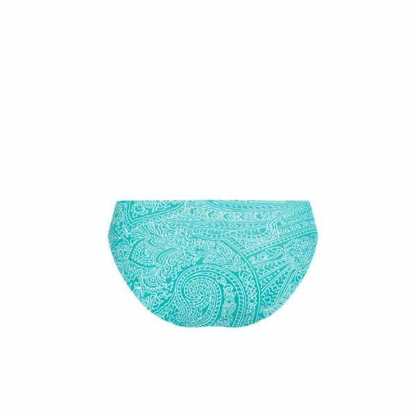 California paisley bikini bottoms.