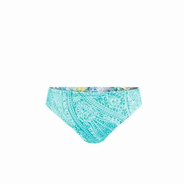 California bikini bottom paisley.