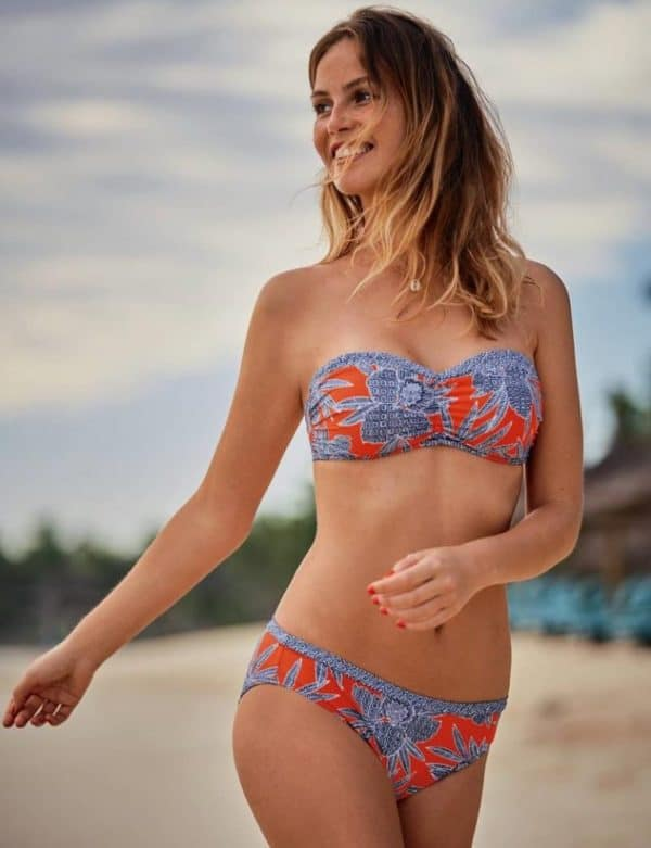 Pocketed post surgery Santa Marta bikini