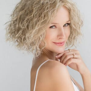 Wiki Curly Wig | Perucci Collection by Ellen Wille
