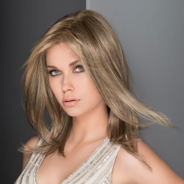 Affair wig straight wig left side