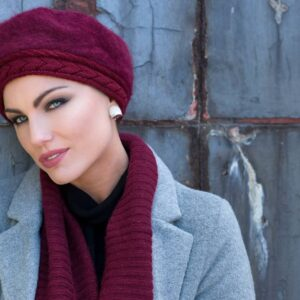 Florence Chic Winter Hat by Masumi
