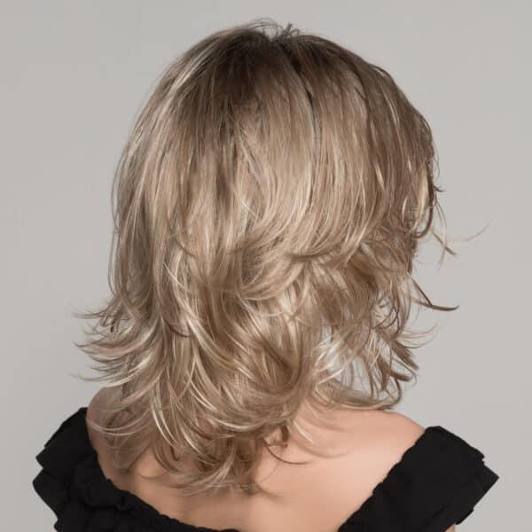Ocean wavy wig back