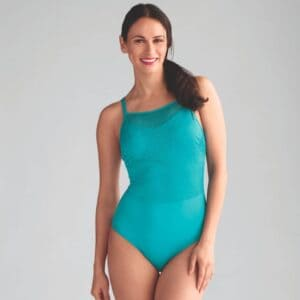 Brazil One Piece Swimsuit Jade | Amoena
