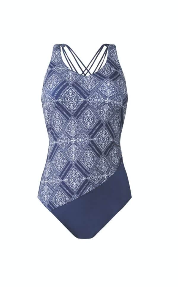 macau swimsuit silky touch front
