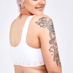 Peony Mastectomy Front Opening Bra | Theya Lingerie