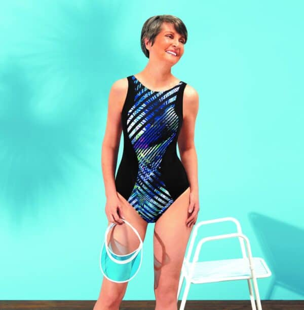 Toronto swimsuit model