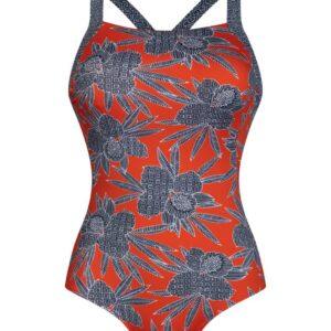Ventura Bahia Floral Swimsuit Multi-way Straps | Anita